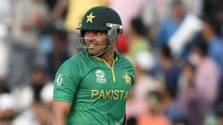 PCB's inquiry committee recommends three-match ban and fine on Umar Akmal for his outburst on Mickey Arthur
