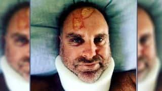 सर्फिंग के दौरान चोटिल हुए मैथ्यू हेडन, शेयर की फोटो
