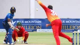 Zimbabwe vs Sri Lanka LIVE Streaming: Watch Zimbabwe tri-nation series 2016-17, 4th ODI live telecast online