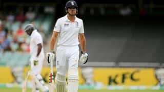Alastair Cook's poor form hurting England