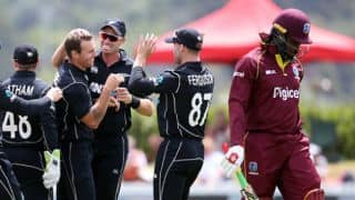 New Zealand vs West Indies, 1st ODI: Hosts beat West Indies by 5 wickets; take 1-0 lead