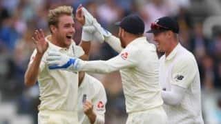 स्टुअर्ट ब्रॉड के एक ओवर ने कर दिया टीम इंडिया का खेल खत्म !