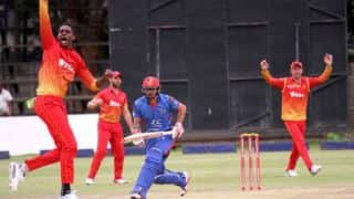 Afghanistan vs Zimbabwe, 5th ODI, preview: Momentum towards hosts in series-decider