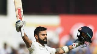 Virat Kohli continues to pile up records with 19th Test hundred