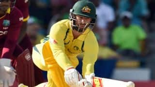Matthew Wade's stellar show leads Australia to 270 for 9 against West Indies in Tri-Nation Series 2016 Final