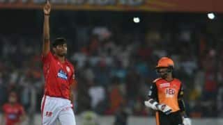 IPL 2018, Match 25: Ankit Rajpoot-led KXIP restrict SRH to 132 for 6
