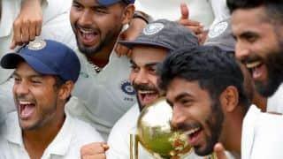 ऑस्ट्रेलिया में बड़ी जीत पर विराट एंड कंपनी को BCCI ने भी दी बधाई