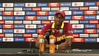 IND vs WI, ICC World Cup 2015: We didnt get enough runs, says Holder
