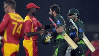 Pakistan vs Zimbabwe 2015, Free Live Cricket Streaming Online on PTV Sports (For Pakistan users): 2nd T20I at Lahore