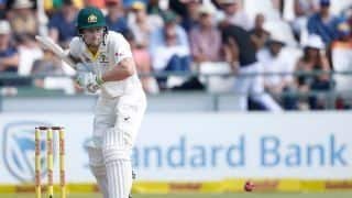I've not earned the right to think about a Test return yet: Cameron Bancroft