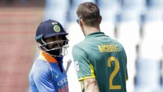 Chris Morris: If we can get Virat Kohli out we can put India under pressure