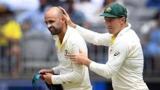 To get recognised from Sachin Tendulkar is a massive honour: Nathan Lyon