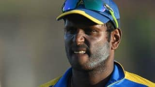 Angelo Mathews ruled out of 2-Test series vs Pakistan