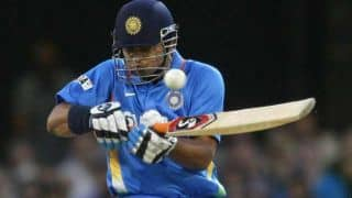 Suresh Raina, Cheteshwar Pujara steady India against Bangaldesh after rain delay in 3rd ODI