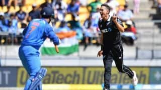 ICC ODI rankings: Trent Boult surges to third, MS Dhoni jumps three spots