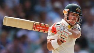 David Warner reflects on testing times following Phil Hughes' passing