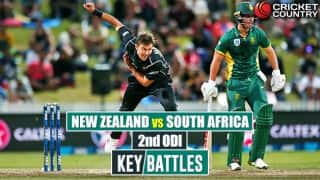 Trent Boult vs AB de Villiers and other key battles from New Zealand-South Africa, 2nd ODI