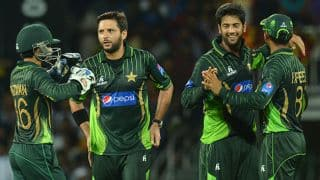Imad Wasim's 4-wicket haul secures 13-run win for Pakistan against Zimbabwe in 1st T20I at Harare