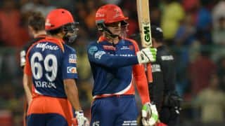 Royal Challengers Bangalore vs Delhi Daredevils, IPL 2016, Match 11 at Bengaluru