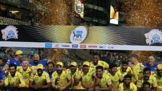 IPL 2018: Wankhede Stadium 'lucky' venue for CSK this IPL