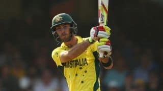 Glenn Maxwell: Indian batsmen were milestone-driven in 3rd ODI vs Australia