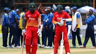 ZIM to tour SL after 15 years; set to play 5 ODIs and one-off Test