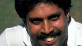 Kapil Dev gives Sadiq Mohammad serious scare on debut