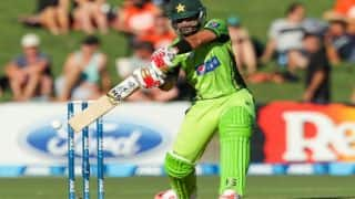 Ahmed Shehzad disappointed over omission from national squad for Asia Cup 2016, ICC World T20 2016