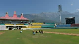 Dharamsala wicket will be bouncy, says HPCA curator Sunil Chauhan