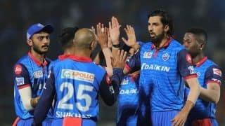 IN PICS: IPL 2019 Eliminator, DC vs SRH