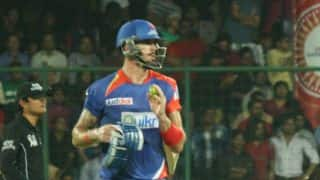 MI vs DD Live IPL 2014 T20 Cricket score