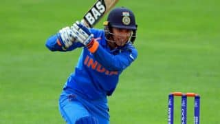 WWC17: Smriti's ton leads IND to easy win over WI