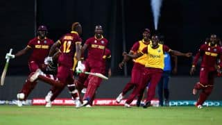 India vs West Indies, T20 World Cup 2016 semi-final: West Indies prove their batting might is a lot more than just Chris Gayle
