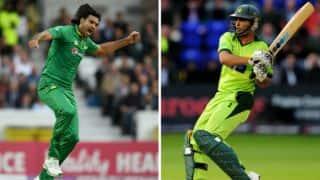 PSL 2017 spot-fixing: PCB summon Mohammad Irfan, Shahzaib Hasan