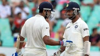 Lunch report, India vs New Zealand, 1st Test at Kanpur: Good start for India