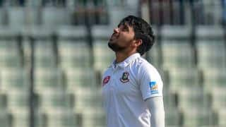 One of my best hundreds: Mominul Haque