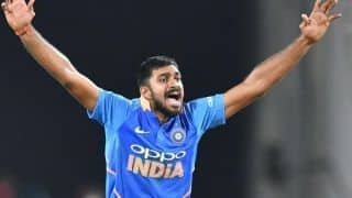 2nd ODI: I was ready for the challenge: Vijay Shankar