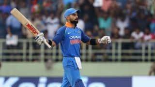 India vs Australia: I am surprised by Virat Kohli's decision to bat at No.4, says Sunil Gavaskar