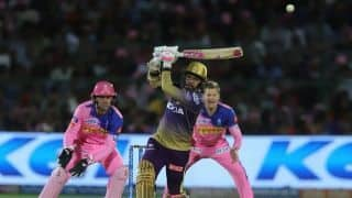 IPL 2019: KKR go top with clinical win over Rajasthan Royals