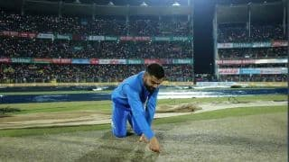 INDvSL, 1st T20: बारिश की भेंट चढ़ा गुवाहाटी टी-20 मैच