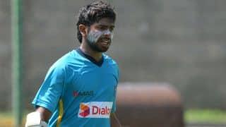 Sri Lanka Cricket Awards 2014: Niroshan Dickwella named Emerging Cricketer of the Year
