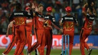 RCB vs MI, IPL 2016, Match 41 at Bengaluru: Virat Kohli vs Tim Southee and other key battles