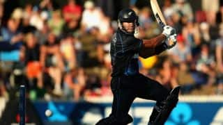 India vs New Zealand 2014, 1st ODI at Napier: Taylor gets fifty; Williamson goes for 71