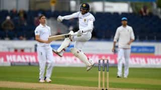 Sri Lanka take confidence into next match despite defeat