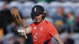 One-off T20I: Eoin Morgan leads from front as England beat Pakistan