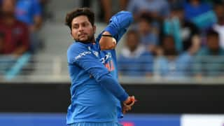 Kuldeep Yadav slows it down for quick results