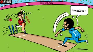 CARTOON: SHAMI'S PACY REPLY TO HATERS!