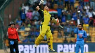 India vs Australia, 4th ODI: Virat Kohli fails to get past MS Dhoni, Australia register first ODI victory overseas in 2017 and other statistical highlights