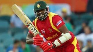 Hamilton Masakadza 1st Zimbabwe cricketer to complete 50 T20Is