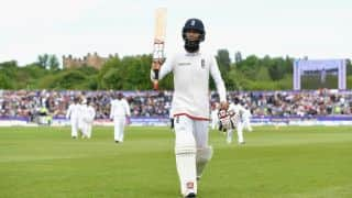 Moeen Ali's brilliant knock takes England to 498-9 dec against Sri Lanka, Day 2 , 2nd Test